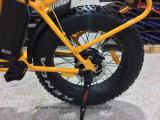 20 بوصة إطار العجلة سمين يطوي كهربائيّة درّاجة [س] [إن15194]