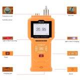 Alarme de gás do monitor No2 da qualidade do ar com Construir-na bomba
