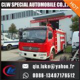 3cbm 4*2 화재 싸움 트럭