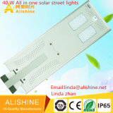 Indicatori luminosi di via chiari solari di Soalr del pozzo di vendita della fabbrica del LED con il chip di Bridgelux