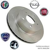 Le frein automatique partie le rotor de frein à disque pour Alfaromeo/Opel/FIAT/Lancia/Vauxhall