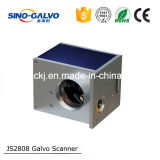 Gravador profissional do laser do Galvo do fornecedor Js2808 para a jóia