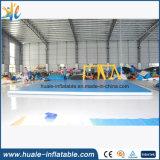 Stuoia gonfiabile dell'aria della pista di caduta dei giochi di sport per ginnastica