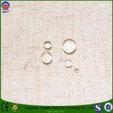 Tela tejida impermeable de la cortina del poliester de la materia textil casera
