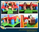 Beste Verkopende Grappige Opblaasbare Speelplaats Funcity voor Jonge geitjes en Volwassenen