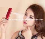 De draagbare Nano Producten van het Hulpmiddel van de Zorg van de Huid van de Nevel voor Huid die de Ultrasone Make-up van de Schoonheid van de Machine van de Zorg van de Huid van het Gezicht bevochtigen