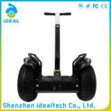 800W*2モーター2車輪のバランスの電気スクーター