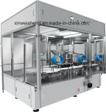 Kgl薬剤のための100つのシリーズガラスびんのキャッピング機械