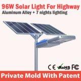 정부 프로젝트를 위한 고성능 LED 태양 가로등
