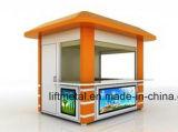 Stand de compras publicitárias para design personalizado ao ar livre (LFDS0101)