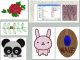 Sistema de Design de Padrão de Bordado de Software Dahao