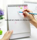 Projeto dos calendários de mesa, planejadores projeto dos calendários, impressão do calendário da tabela