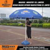 Стальной зонтик напольный рекламировать Sun