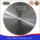 Hulpmiddel 600mm van de diamant het Blad van de Zaag van de Laser voor Algemeen Doel