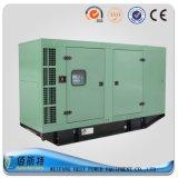 constructeur diesel silencieux de la puissance nominale 500kw Chine de groupe électrogène 70dB
