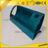 Lega di alluminio trattata di CNC dell'OEM per la decorazione moderna della mobilia