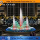 Fontaine inoxidable d'étage du réseau 304 de modèle de Seafountain