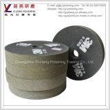 研摩剤の非編まれたスポンジのステンレス鋼ワイヤー車輪のブラシ