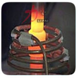 IGBT 120kwの中間周波数の誘導加熱の鍛造材機械