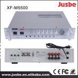 Xf-M5500によってはプロジェクター2*150Wマルチメディアのアンプが家へ帰る