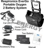 Concentrador portátil médico do oxigênio da venda quente