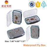 투명한 뚜껑 거품에 의하여 삽입되는 방수 비행거리 상자