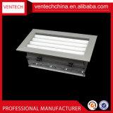 Parrilla de aluminio del enchufe de aire de la vuelta del techo de la ventilación