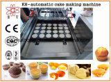 Bandeja aprovada Ce do bolo do KH 600 que dá forma à máquina
