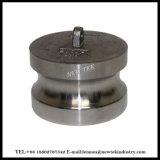 ステンレス鋼のタイプDpの速いコネクターのCamlockのカップリング