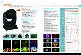 200W PFEILER RGBW 4in1 LED bewegliches Hauptpunkt-Licht