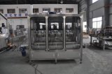 600bph automático manufacturado experto máquina de relleno del agua de botella de 5 galones y que capsula que se lava