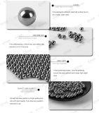 クロム鋼の球3/8のボールベアリングの直径
