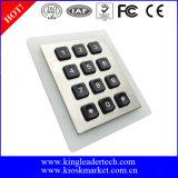 Panel-Montierung Acess Funktionstastatur mit Hintergrundbeleuchtung