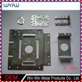 High Precision Hersteller Benutzerdefinierte Edelstahl Metall-CNC-Stanzen