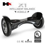 10インチのHoverboardの大きいタイヤのHoverboard UL2272の自己のバランスをとるスクーター
