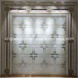 Großhandelsfarbanstrich-Baumaterial-Glaswand