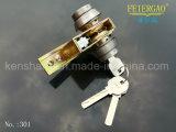 301 serratura di portello dell'acciaio inossidabile per il doppio di alluminio dei portelli ha parteggiato serratura