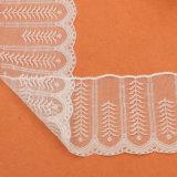 Accessoires à la mode de lacet pour le lacet d'accessoires de vêtement et de robe de mariage