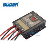 Suoer 12V 20Aの太陽電池パネル手動PWMの太陽料金のコントローラ(ST-F1220)