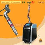 755nm 1064nm 532nm Schalter Nd YAG Picosekunde-Laser-Q Laser für Tätowierung-Abbau und Pigment-Therapie