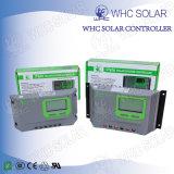 10A / 20A / 30A / 40A regulador solar de agua con interfaz USB