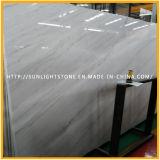 Preiswertester chinesischer PolierGuangxi/Bianco Carrara weißer Marmor für Platten, Fliese