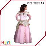 Kleding die van het Stadium van de Rok van de Prinses van de manier de Griekse Roze Kleding kleedt