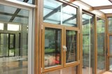 La Cina ha anodizzato i fornitori di alluminio di disegno della finestra di vetro della pagina (finestra di vetro della tenda)