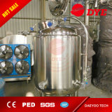 Serbatoio luminoso professionale ed innovatore della birra dell'acciaio inossidabile con il certificato del Ce
