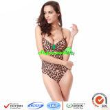Luipaard de Uit één stuk Swimwears van vrouwen