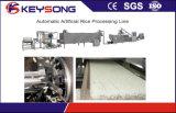 Máquina de processamento de arroz artificial nutricional