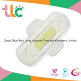 Serviette hygiénique de produit de serviette hygiénique de ces jours avec l'ion négatif