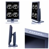 2MP 21 인치 1600X1200 LED 스크린 단색 모니터, 승인되는 세륨, 혈관 조영법 장비