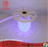 LED 360程度のピンクIP65装飾のための適用範囲が広いネオンロープの印ライト